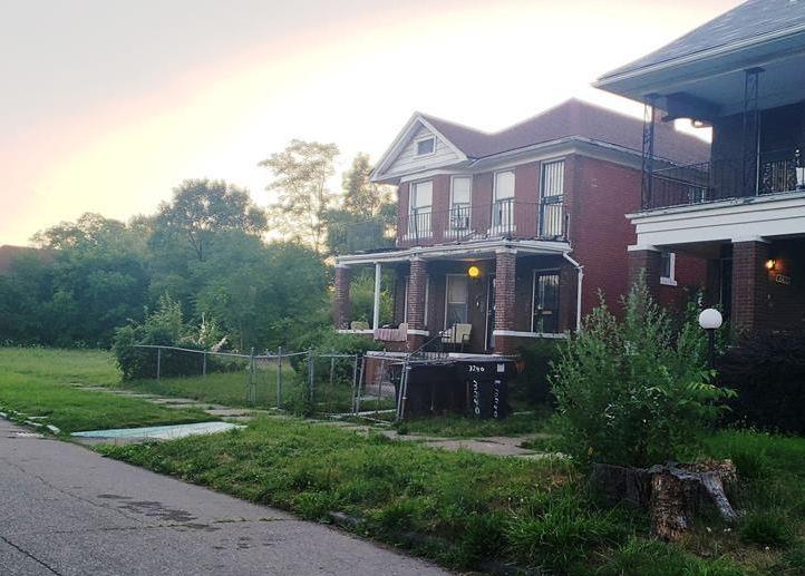 Property in Detroit - MI