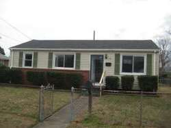 CHESAPEAKE CITY Foreclosure