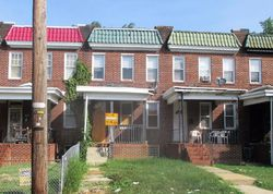 BALTIMORE CITY Foreclosure