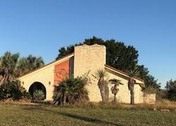 LLANO Foreclosure