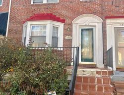 BALTIMORE CITY Pre-Foreclosure