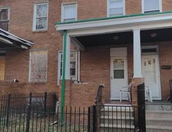BALTIMORE CITY Pre-Foreclosure